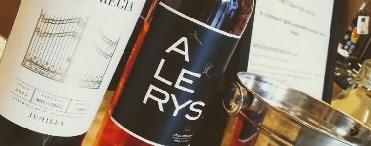 Wino Tygodnia. Różowy Bobal oraz beczkowy Monastrell